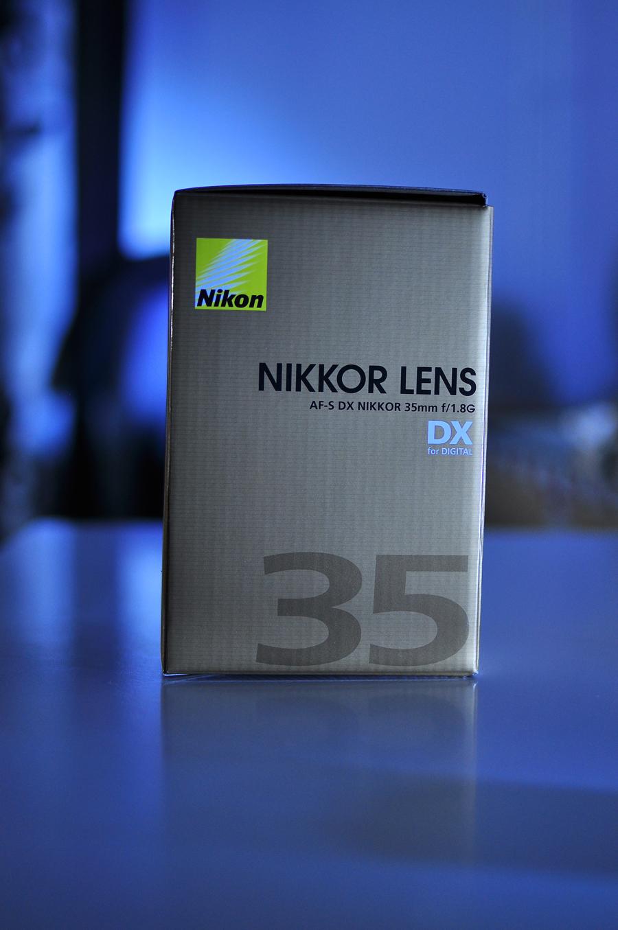 Nikon 35mm DX