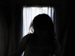 252.365 she's awkward on camera (jessi.carrr) Tags: selfportrait shy awkward unsure 365project