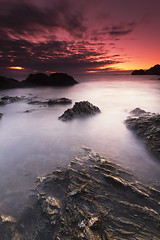 Isle of Gaou (Natalini patrice) Tags: sunset summer mer seascape france nature photoshop canon landscape photography eos soleil europe angle patrice wide sigma adobe 7d provence reverse paysage 1020 var rocher 2010 dazur natalini cs5 provencealpescote