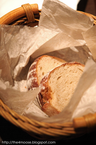 Tre Verdi - Homemade Bread