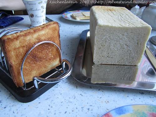 Pain de Mie - Pullman Bread - Krumenbrot 005
