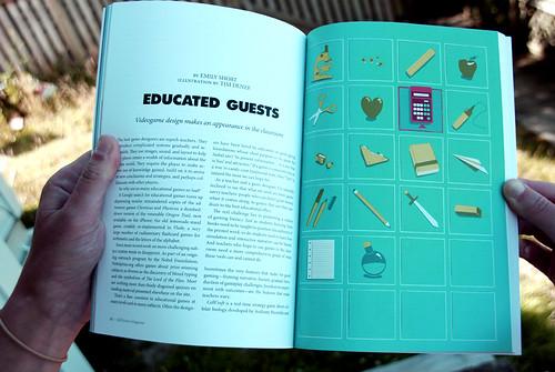 kill screen magazine, issue 2: back to school