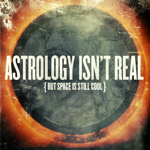 astrology isn't real