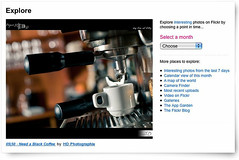 05|50 - Need a Black Coffee | Front Page Screenshot (HD Photographie) Tags: explorer front explore page hd fp frontpage herv dapremont hervdapremont