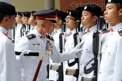 79/10 OCC Commissioning Parade (cyberpioneer) Tags: president occ saf mindef ministryofdefence marchpast singaporearmedforces officercadets commissioningparade srnathan cyberpioneer officercadetcourse 7910occ