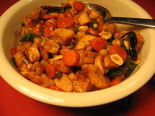 kung pao chicken 014