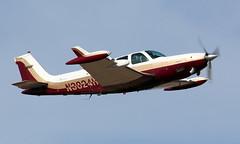 Beech A36 Bonanza (turbine conversion) N3024H (ChrisK48) Tags: airplane aircraft 1994 beechcraft turboprop bonanza dvt phoenixaz kdvt beecha36 phoenixdeervalleyairport beech36 turboconversion n3024h
