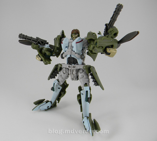 Transformers Highbrow HftD Voyager - modo robot