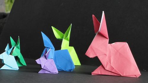 Conejos- Año Nuevo Chino