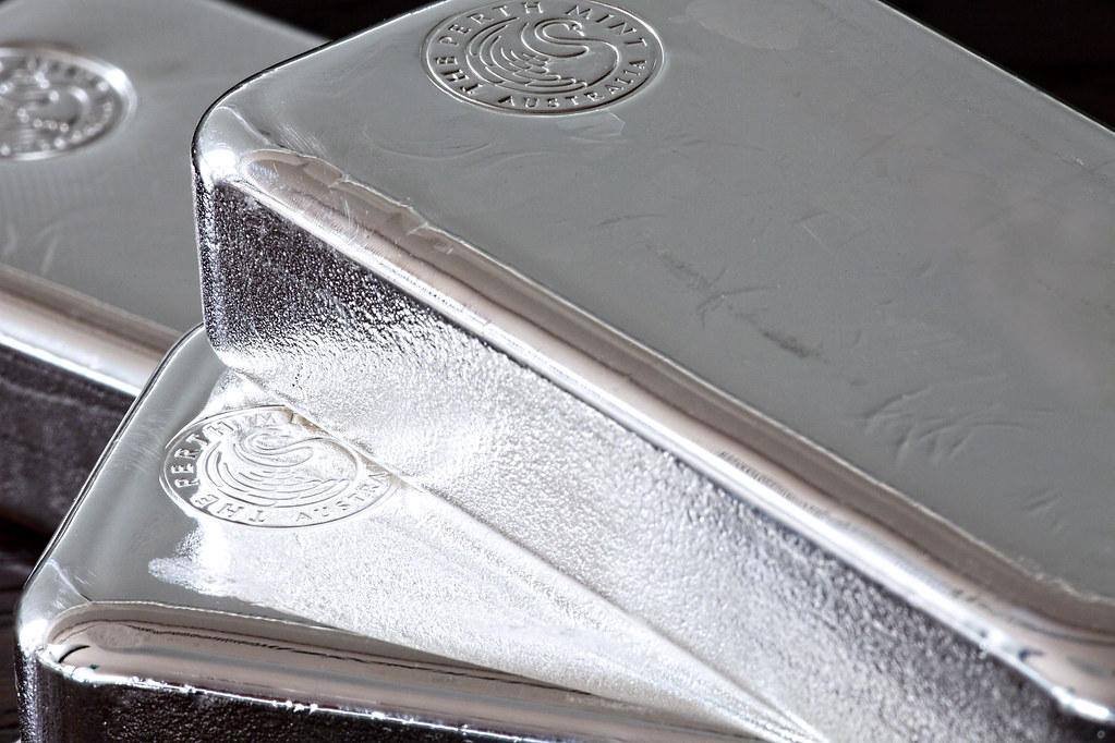 999 Silver Bar 999 Silver 1000 Ounce Silver Bar