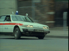 1976 Rover 3500 V8 Police car (Trigger's Retro Road Tests!) Tags: show cars car arthur tv police rover 80s terry program 70s v8 1976 mccann daley 3500 minder sd1