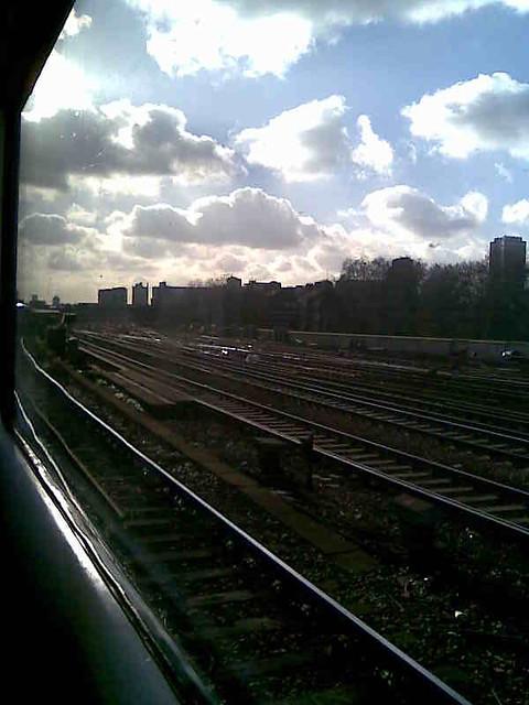 train bore