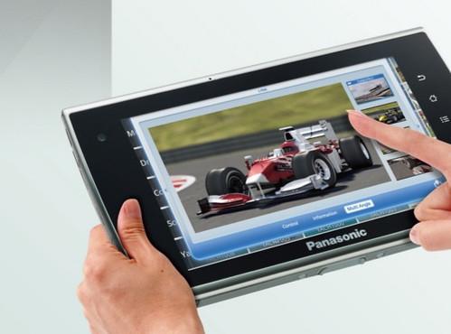 Panasonic Viera Tablet