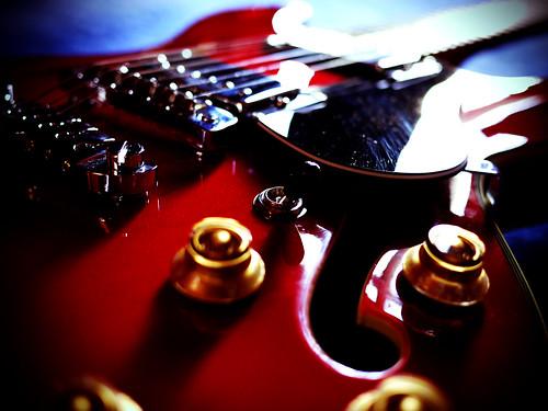 guitar electricguitar redguitar 2011 ariapro2 ta50 brettjordan brookjordan gibsones335style 220111