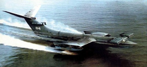 caspian sea monster