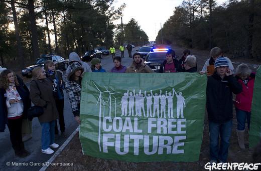 coal free future