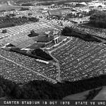 Carter Stadium, State vs UNC; Oct 18, 1975