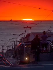L (davidyuweb) Tags: l car street sunset district san francisco sfist luckysnaphsot