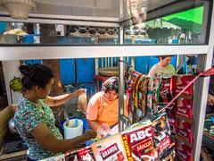 People (Henry Sudarman) Tags: olympuspen ep5 olympuspenep5 indonesia jakarta kota petak9 humaninterest people activity morningactivity