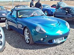 417 TVR Tamora (2003) (robertknight16) Tags: tvr british 2000s tamora sportscar blackpool donington t77vvr