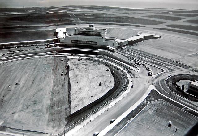 Central Terminal 1954