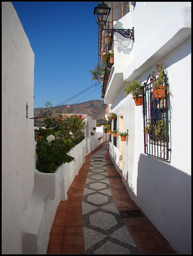 Casco Antiguo Vélez-Málaga