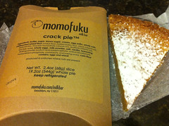 Crack Pie - Momofoku Milk Bar