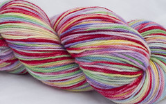 Eden on Neverending Sock Yarn- 3.5 oz. (...a time to dye)