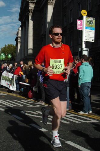Last Mile Dublin Marathon