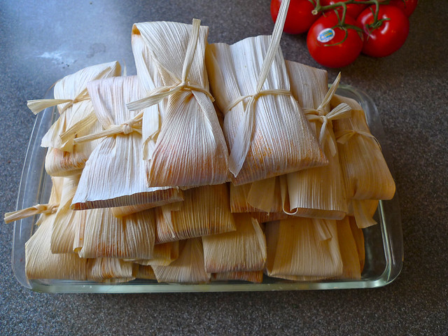Tamale Thanksgiving