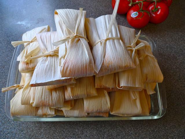 Tamale Thanksgiving