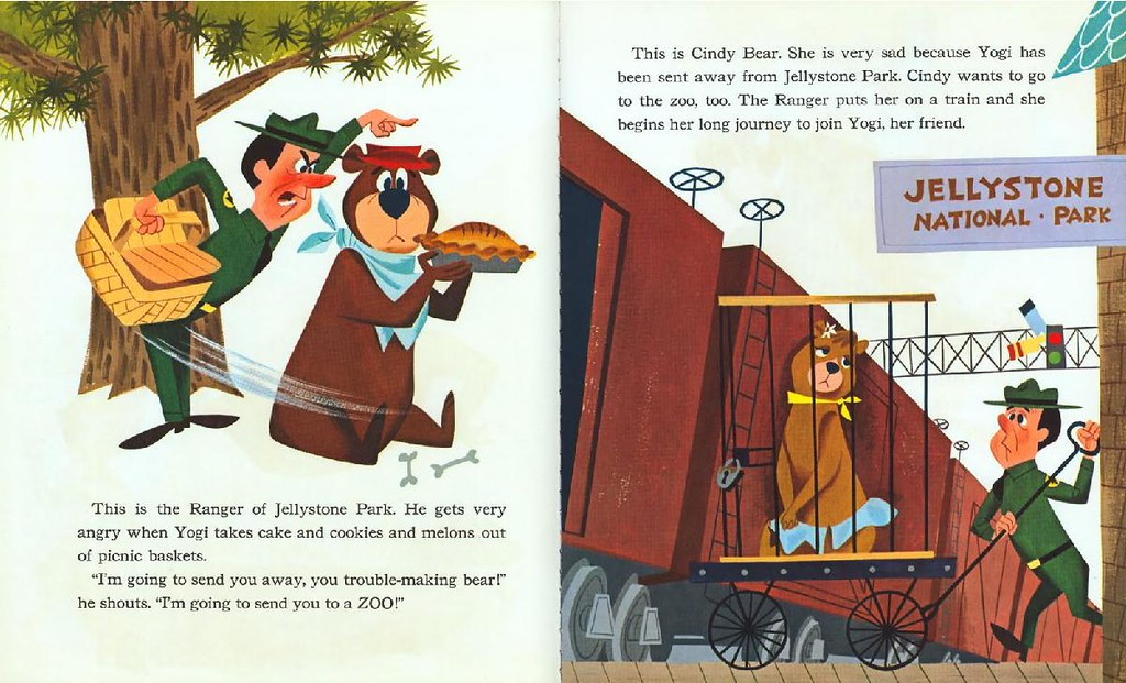 Hey, There - It's Yogi Bear!005