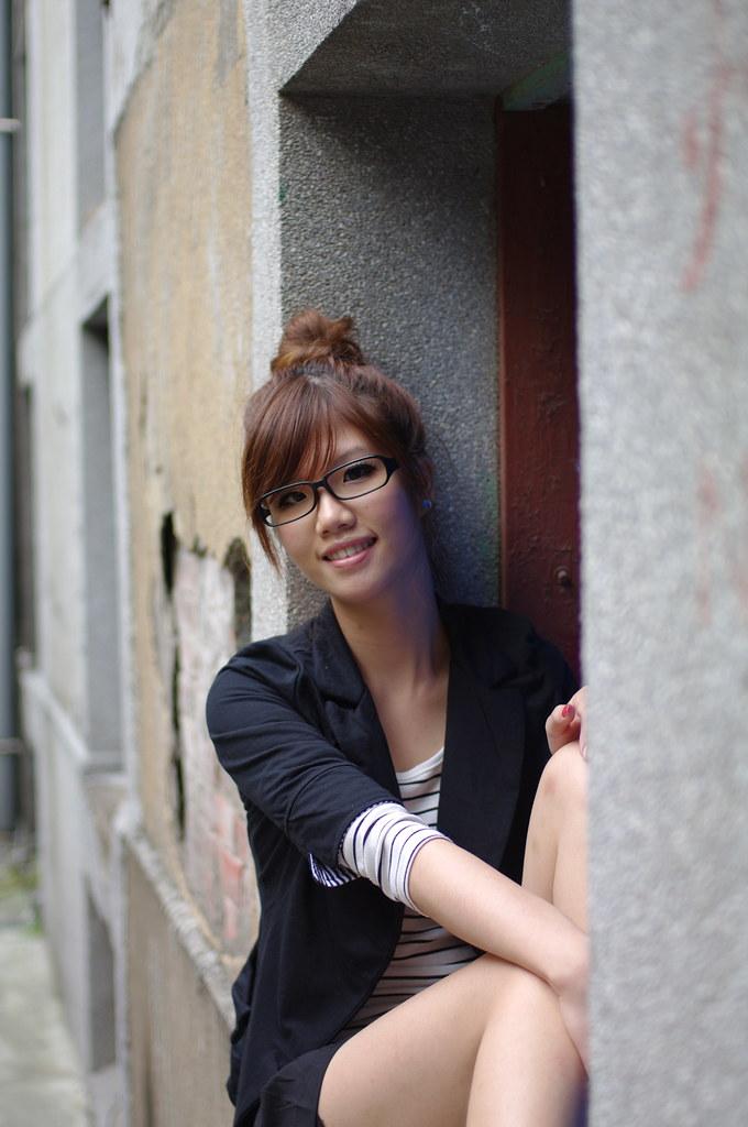 華山藝文特區  妮妮