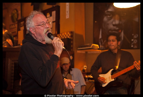 John Sinclair & Friends at 420 Cafe