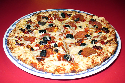 2010-11-25 - Tofurky Pizza - 0004