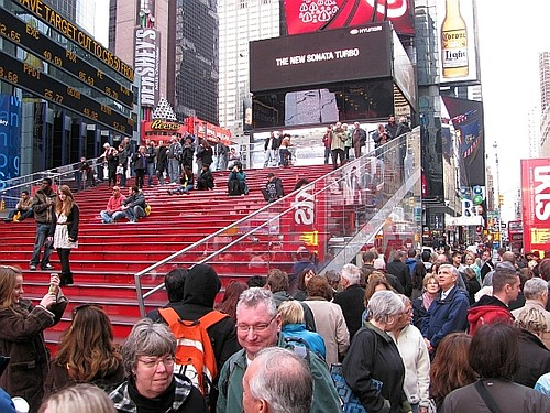 Tkts Times Square New York