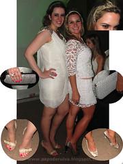 Kirs e Ticiana Aguiar - HouseClub White Edition 27/11/10
