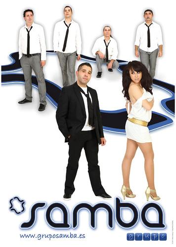 Samba 2011 - grupo - cartel