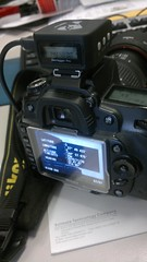 Solmeta GPS Pro Mounted on a Nikon D90