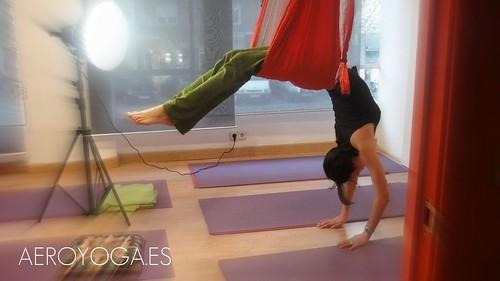 Aero Yoga con Alexandra, Respiracion
