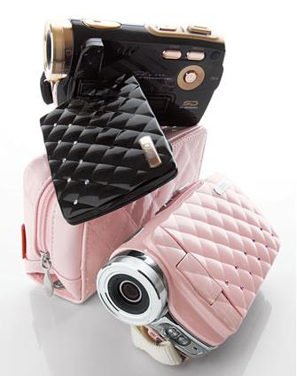 DXG USA Quilted Camcorder
