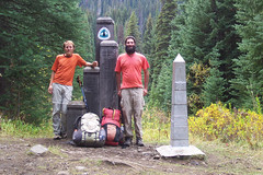 End of the PCT