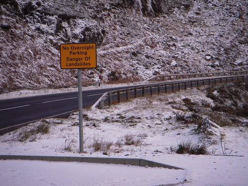 Landslide Danger