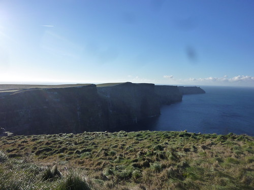 Cliffs of Moher, or, Cliffs of Insanity!