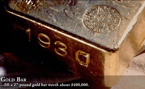 Denver Fed Gold Bar