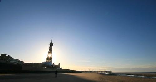 Blackpool......