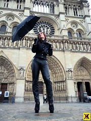 Karen Chessman. Mugler fashion and Leather at Notre Dame De Paris (Karen Chessman: In Trans Umbraculis Fetish Luminis) Tags: france mannequin public leather fashion fetish pose french outdoors photography high model glamour shoes highheels photos top moda lifestyle style karen tgirl transgender suit vogue jacket gloves tranny transvestite heels glam tight trans fashionista transexual mode diva mules crossdresser couture pelle leder alternative kinky stilettos modele glamorous talons aiguilles cuero highfashion cuir fetisch stiefel travesti chessman modelle tailored mugler gants tailleur transexuelle lifestyler transgenre talonsaiguilles karenchessman vogiing