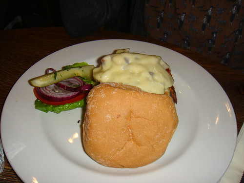 Black Angus Beef Burger