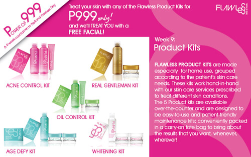 Flawless Product Kits
