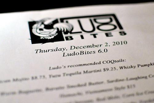 Ludo Bites 6.0 at Max Restaurant - Sherman Oaks